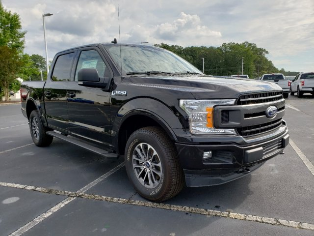 2019 F-150 SuperCrew Cab 4x4,  Pickup #T197106 - photo 1