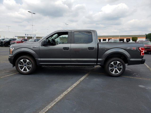 2019 F-150 SuperCrew Cab 4x4,  Pickup #T197115 - photo 7