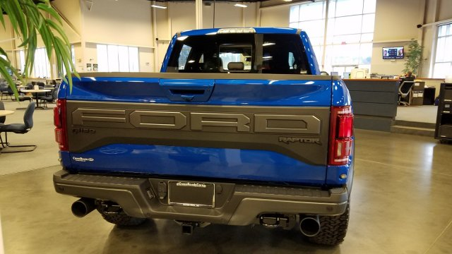2019 F-150 SuperCrew Cab 4x4,  Pickup #T197117 - photo 6