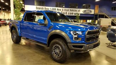 2019 F-150 SuperCrew Cab 4x4,  Pickup #T197117 - photo 3