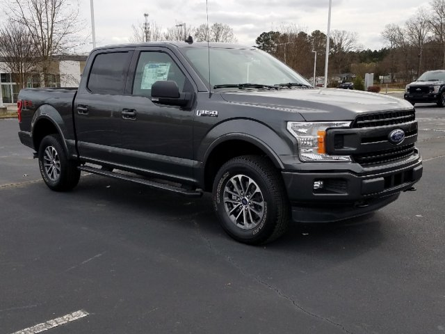 2019 F-150 SuperCrew Cab 4x4,  Pickup #T197118 - photo 3