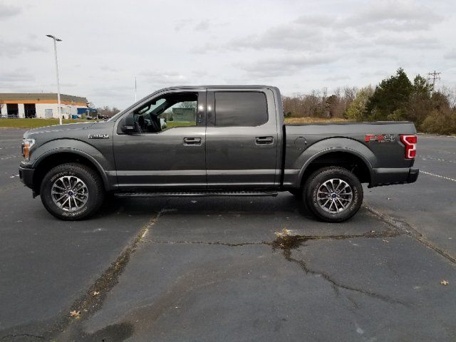 2019 F-150 SuperCrew Cab 4x4,  Pickup #T197118 - photo 7