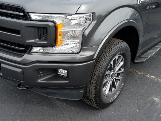 2019 F-150 SuperCrew Cab 4x4,  Pickup #T197118 - photo 9
