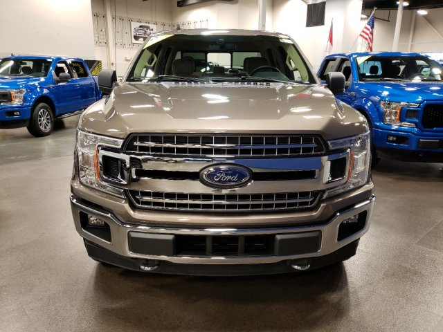 2019 F-150 SuperCrew Cab 4x4, Pickup #T197122 - photo 6