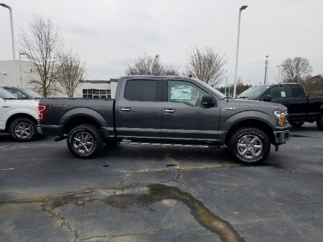 2019 F-150 SuperCrew Cab 4x4,  Pickup #T197124 - photo 4