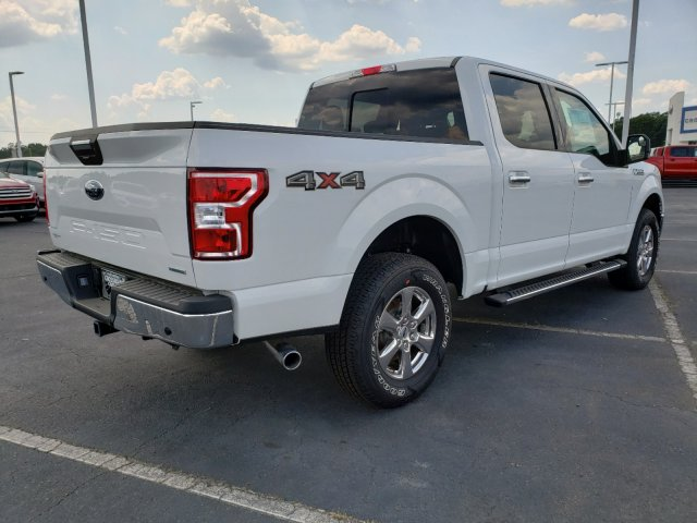 2019 F-150 SuperCrew Cab 4x4,  Pickup #T197125 - photo 5