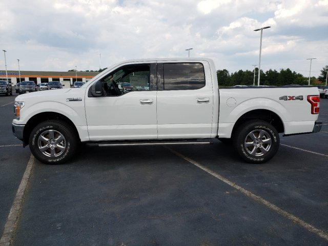 2019 F-150 SuperCrew Cab 4x4,  Pickup #T197125 - photo 7