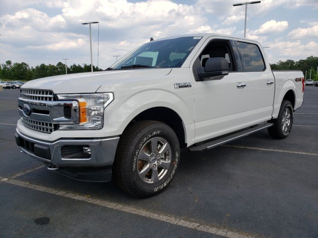 2019 F-150 SuperCrew Cab 4x4,  Pickup #T197125 - photo 1