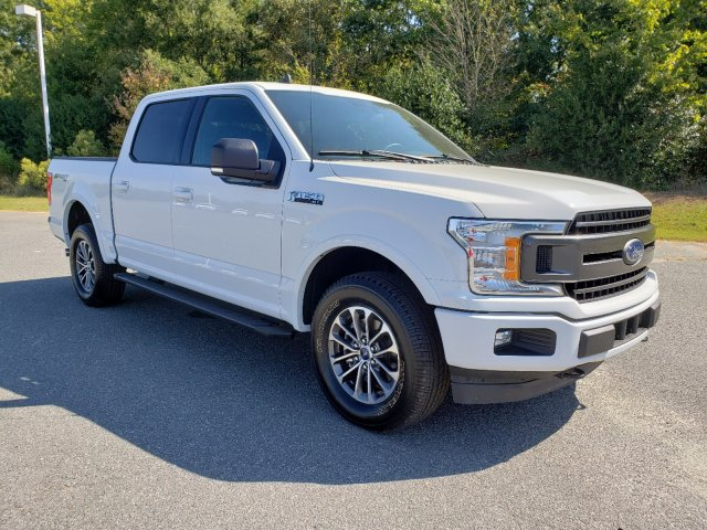 2019 F-150 SuperCrew Cab 4x4,  Pickup #T197129 - photo 3