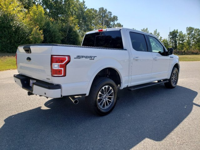 2019 F-150 SuperCrew Cab 4x4,  Pickup #T197129 - photo 5