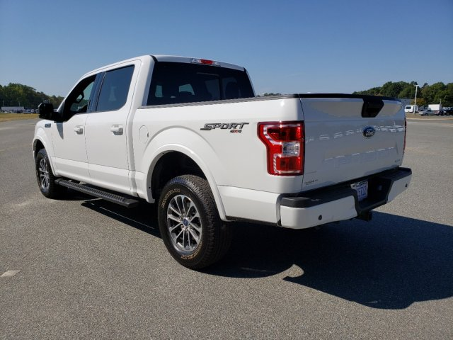 2019 F-150 SuperCrew Cab 4x4,  Pickup #T197129 - photo 2