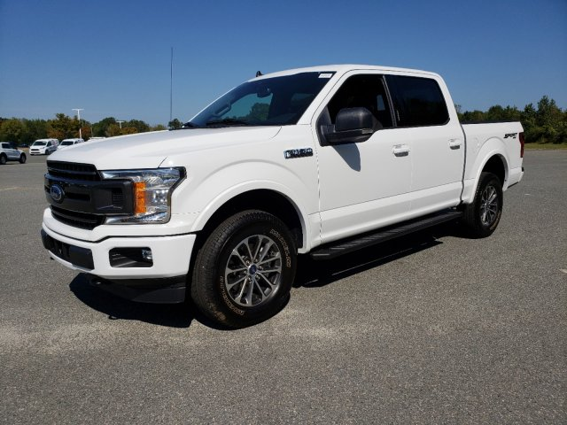2019 F-150 SuperCrew Cab 4x4,  Pickup #T197129 - photo 1