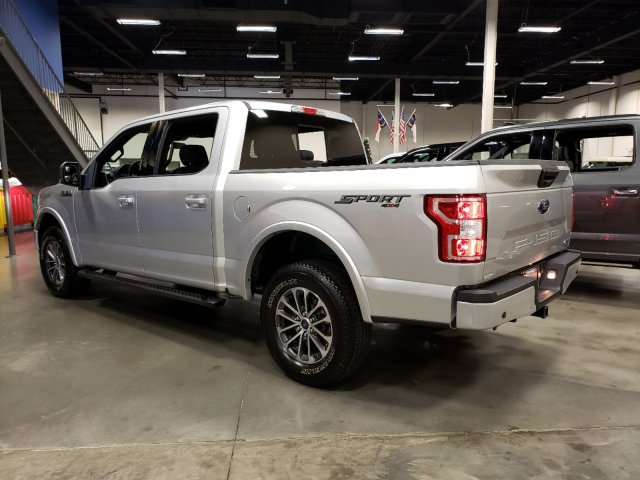 2019 F-150 SuperCrew Cab 4x4, Pickup #T197133 - photo 2
