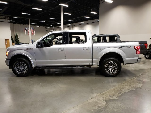 2019 F-150 SuperCrew Cab 4x4, Pickup #T197133 - photo 6