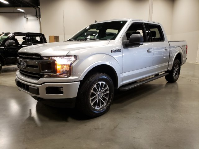 2019 F-150 SuperCrew Cab 4x4, Pickup #T197133 - photo 1