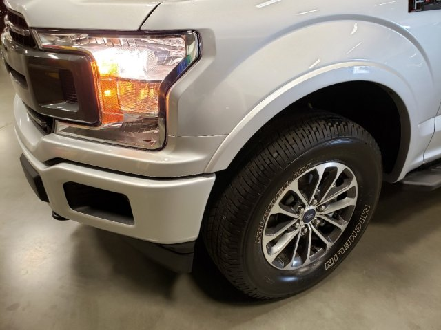 2019 F-150 SuperCrew Cab 4x4, Pickup #T197133 - photo 8