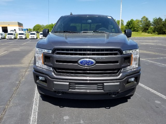 2019 F-150 SuperCrew Cab 4x4,  Pickup #T197138 - photo 8
