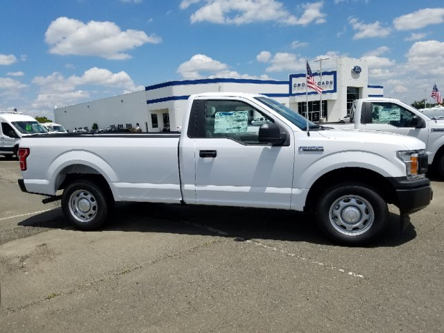 2019 F-150 Regular Cab 4x2,  Pickup #T197147 - photo 4