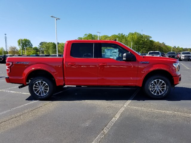 2019 F-150 SuperCrew Cab 4x4,  Pickup #T197148 - photo 4