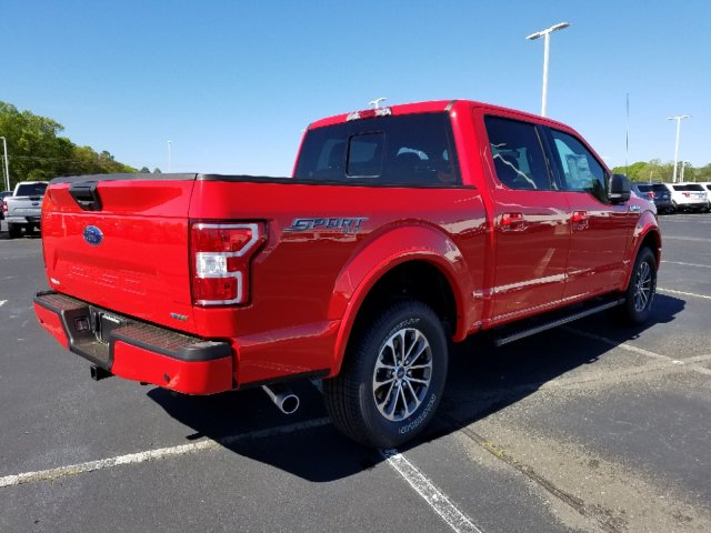 2019 F-150 SuperCrew Cab 4x4,  Pickup #T197148 - photo 5