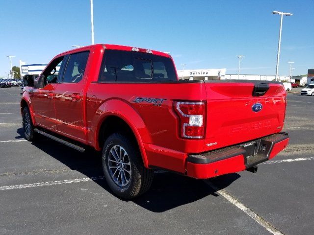 2019 F-150 SuperCrew Cab 4x4,  Pickup #T197148 - photo 2