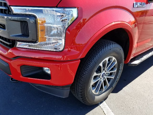 2019 F-150 SuperCrew Cab 4x4,  Pickup #T197148 - photo 9