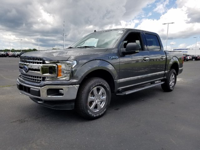 2019 F-150 SuperCrew Cab 4x4, Pickup #T197151 - photo 1