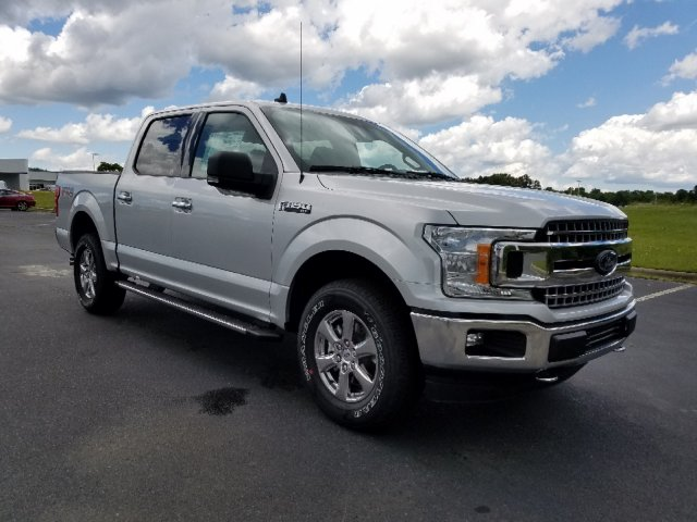 2019 F-150 SuperCrew Cab 4x4,  Pickup #T197153 - photo 3