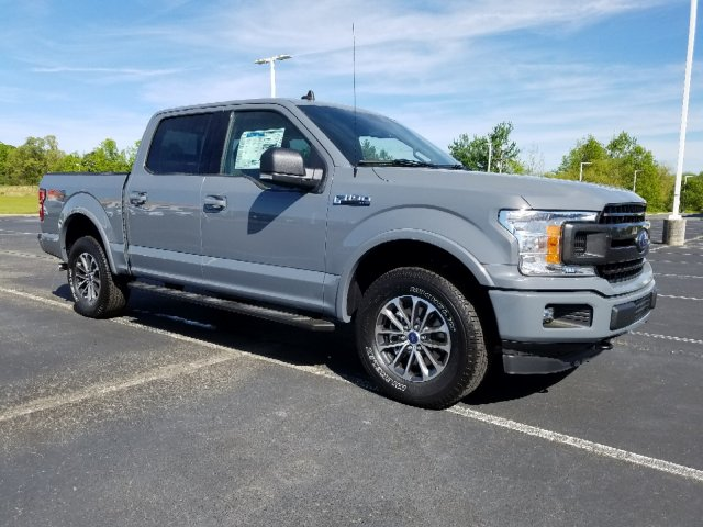 2019 F-150 SuperCrew Cab 4x4,  Pickup #T197154 - photo 3