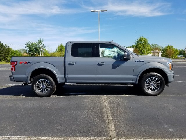2019 F-150 SuperCrew Cab 4x4,  Pickup #T197154 - photo 4