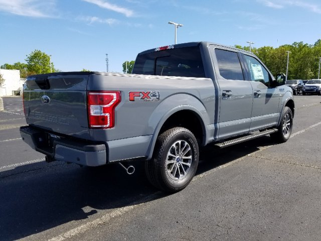 2019 F-150 SuperCrew Cab 4x4,  Pickup #T197154 - photo 5