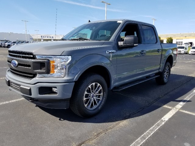 2019 F-150 SuperCrew Cab 4x4,  Pickup #T197154 - photo 1