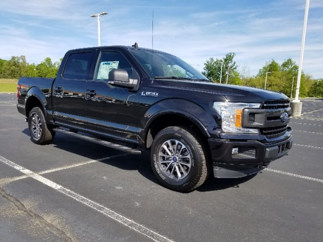 2019 F-150 SuperCrew Cab 4x4,  Pickup #T197156 - photo 3