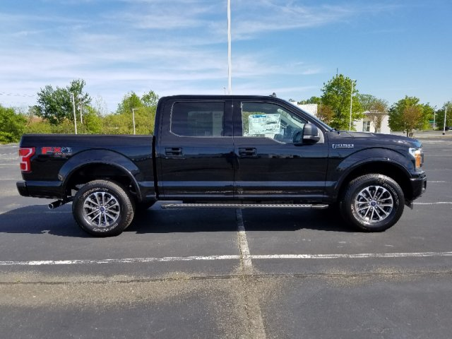 2019 F-150 SuperCrew Cab 4x4,  Pickup #T197156 - photo 4
