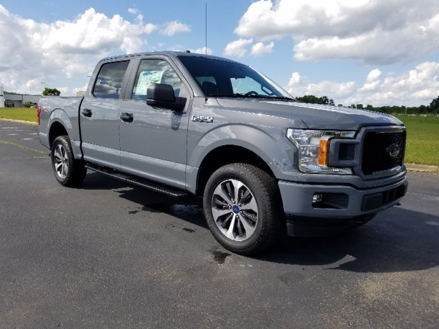 2019 F-150 SuperCrew Cab 4x4,  Pickup #T197168 - photo 3