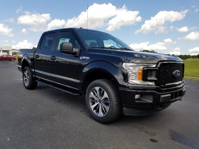2019 F-150 SuperCrew Cab 4x4,  Pickup #T197173 - photo 3