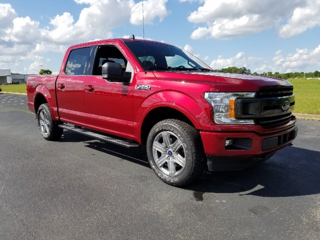 2019 F-150 SuperCrew Cab 4x4,  Pickup #T197175 - photo 3