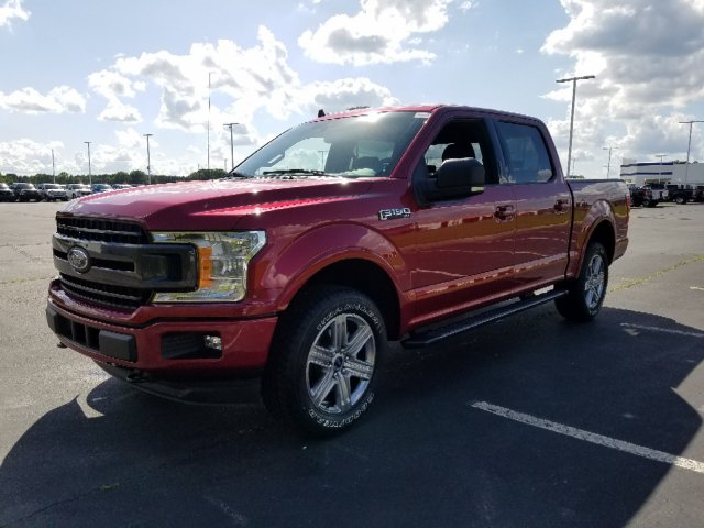 2019 F-150 SuperCrew Cab 4x4,  Pickup #T197175 - photo 1