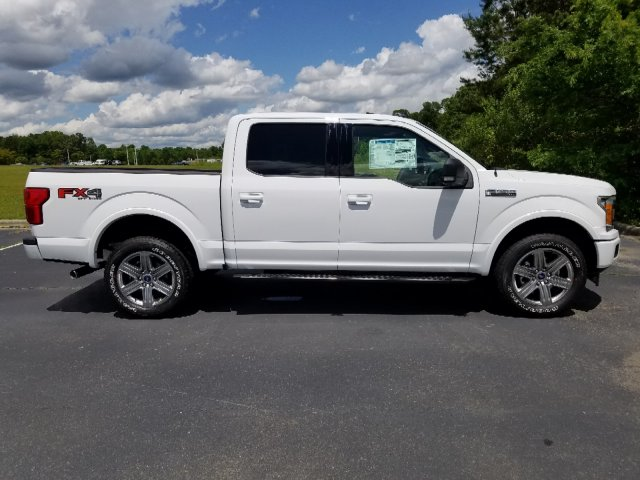 2019 F-150 SuperCrew Cab 4x4,  Pickup #T197181 - photo 4