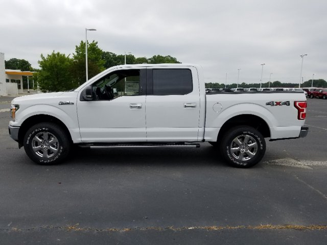 2019 F-150 SuperCrew Cab 4x4, Pickup #T197182 - photo 7