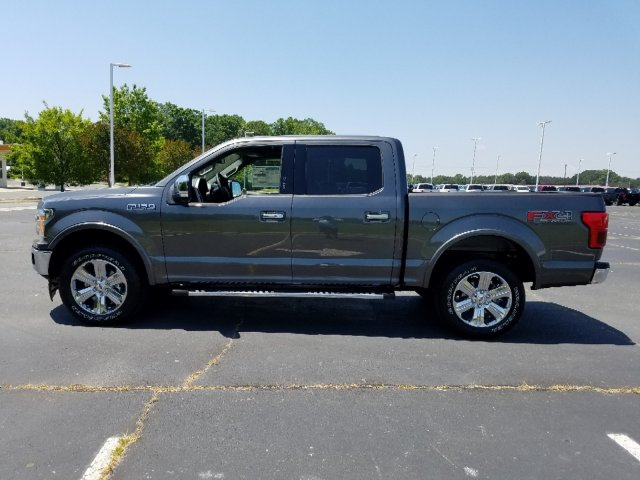 2019 F-150 SuperCrew Cab 4x4,  Pickup #T197184 - photo 7