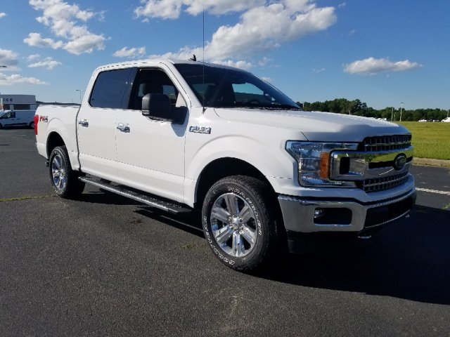 2019 F-150 SuperCrew Cab 4x4,  Pickup #T197185 - photo 3
