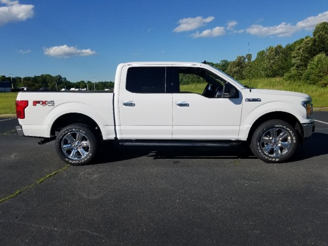 2019 F-150 SuperCrew Cab 4x4,  Pickup #T197185 - photo 4