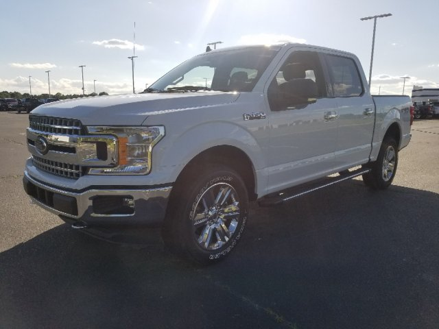 2019 F-150 SuperCrew Cab 4x4,  Pickup #T197185 - photo 1