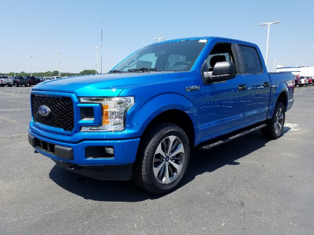2019 F-150 SuperCrew Cab 4x4,  Pickup #T197187 - photo 1