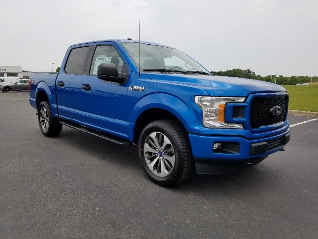 2019 F-150 SuperCrew Cab 4x4,  Pickup #T197188 - photo 3