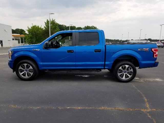 2019 F-150 SuperCrew Cab 4x4,  Pickup #T197188 - photo 7