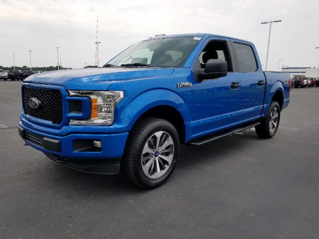 2019 F-150 SuperCrew Cab 4x4,  Pickup #T197188 - photo 1