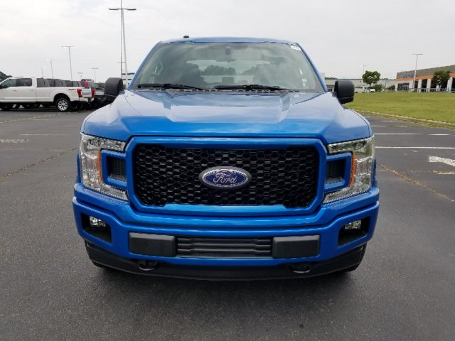 2019 F-150 SuperCrew Cab 4x4,  Pickup #T197188 - photo 8