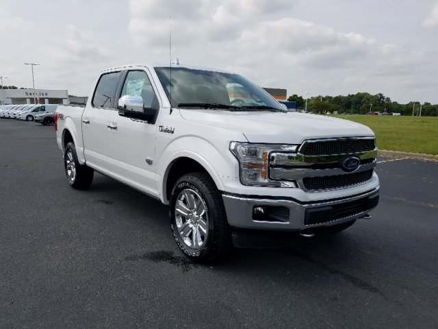 2019 F-150 SuperCrew Cab 4x4,  Pickup #T197189 - photo 3